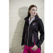 LADIES DIAMONDS SOFT SHELL JACKET RRP £70.95 SALE